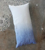 Image of Blue Pillow