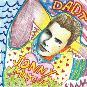 "Image of Jonny Makeup ""DADT""/""OMG"" Single (WW-006)"