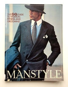 Image of Manstyle: A GQ Guide To Fashion, Fitness, And Grooming (1978)