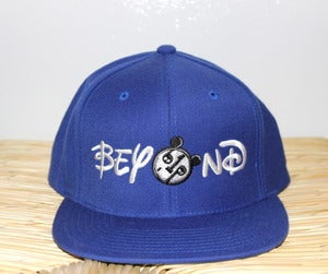 "Image of ""The Walt"" Royal Blue Beyond Snapback"