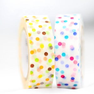 Image of Mixed Dot Washi Tape
