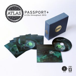 Image of Atlas: Passport Plus (CDs + Digital)