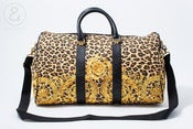 Image of Gianni Versace boston bag barocco print :: Vintage Bags