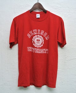 Image of Vintage university t-shirt (S)
