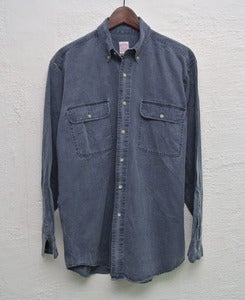 Image of Brooks Brothers denim shirt (L)