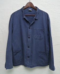 Image of Vintage french workers jacket (M)