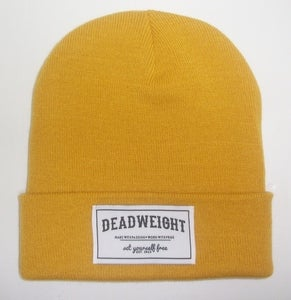 Image of Mustard Patch Beanie