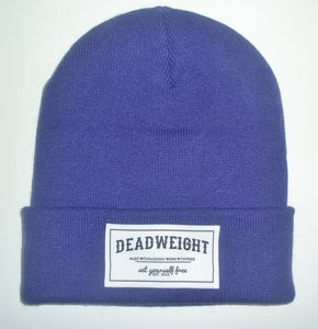 Image of Purple Patch Beanie