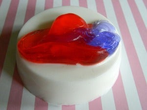 Image of Red Hatters Ladies Soap Bar