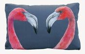 Image of Flamingo Cushion