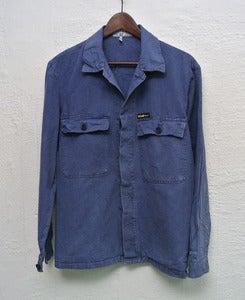 Image of Vintage french workers jacket (M) #2