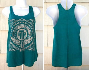 Image of  FTR Tri-Blend Tank - Evergreen