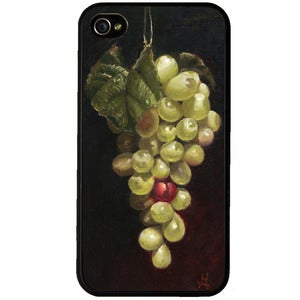 Image of 'Sour Grapes' phone case