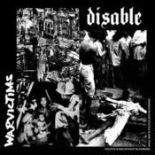 Image of Disable/Warvictims split 7""