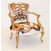 Image of Sam Edkins: Anatomically Correct Armchair
