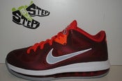 "Image of Nike LeBron 9 Low ""Team Red"""