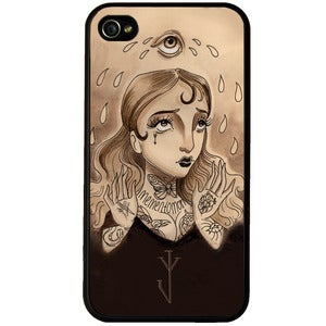 Image of 'Quiet and Still' phone cover