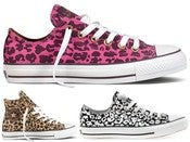 Image of Converse - Chuck Taylor Cheetah Print - Women's CT Shoe