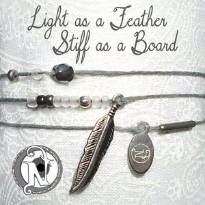 Image of Light as a Feather Stiff as a Board NTIO Bracelet