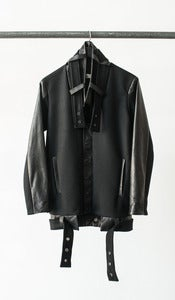 Image of NOIR coat