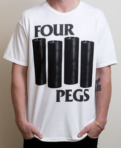 Image of Four Pegs Tee