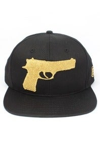 Image of Gold peace snapback