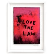 Image of LOVE THE LAW