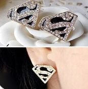 Image of Super Woman Earrings