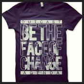 Image of Be the face of change