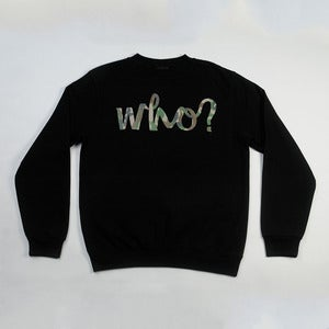 Image of CAMO LOGO JUMPER