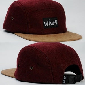 Image of MAROON 5PANEL / TAN SUEDE PEAK