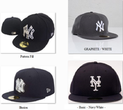 Image of New Era 59FIFTY- New York Yankees MLB Baseball Cap Hat