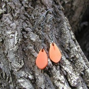 Image of RAIN DROP earrings