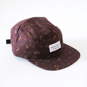 Image of Raised By Wolves Algonquin 5 Panel - Floral