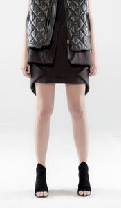 Image of THE GLASSHOUSE skirt (black)