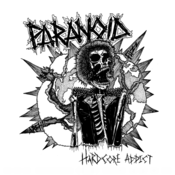 Image of PARANOID - Hardcore Addict 7&quot; EP