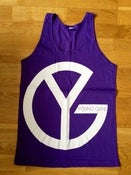 Image of YG Pennant AA vest (Purple)