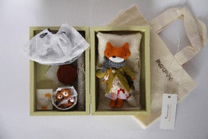 Image of Mini fox set Bonni