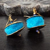 Image of robin's egg earrings
