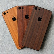 Image of iPhone 5 Wooden Back Protector