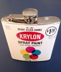 Image of Krylon Flask