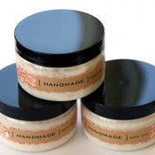 Image of Handmade Foaming Salt Scrub