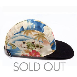 Image of MOUPIA Tropical Sailing 5 Panel Hat