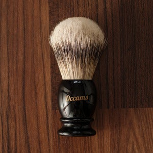 Image of 24mm Silvertip Badger Shaving Brush