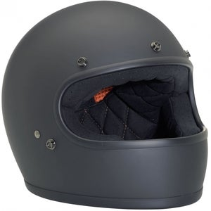 Image of Flat Black Gringo Helmet