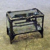 Image of rectangular glass box
