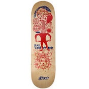 Image of Confusion Fernando Elvira - Locals Skateboards deck