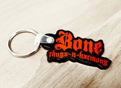 Image of Bone Thugs Keychains Black/Red