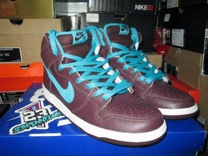 Image of SB Dunk High Pro &quot;Pigskin&quot;