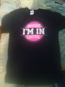 "Image of Underdogcentral ""I'm In"" Logo T-Shirt"